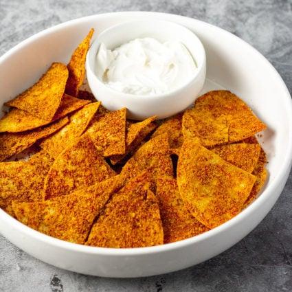 Vegan Nacho Cheese Doritos Recipe