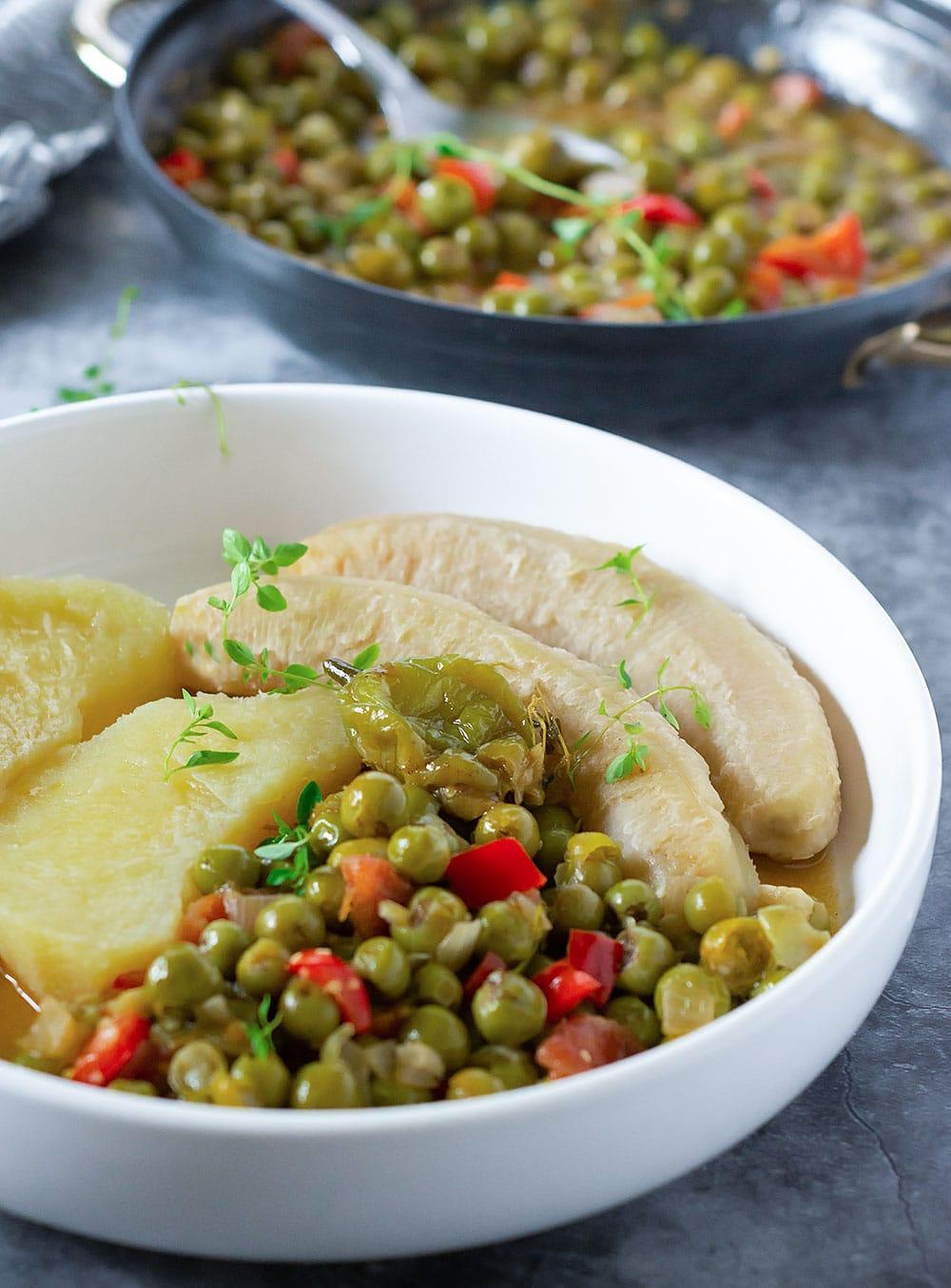 Susumba (Gully Bean) Stew