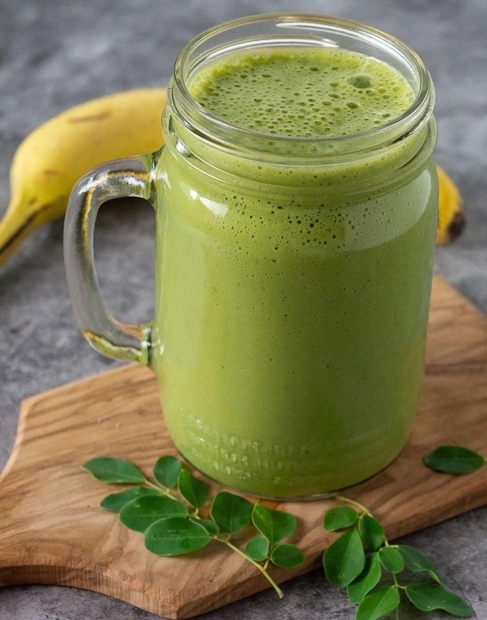 Moringa Smoothie Recipe