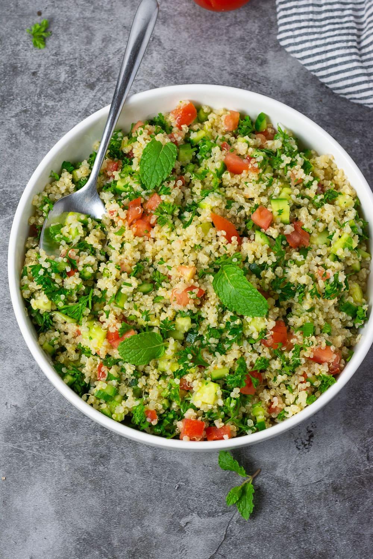 Quinoa Tabouli Healthier Steps,Pork Loin Country Style Ribs Boneless