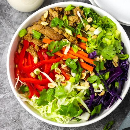 Vegan Asian Salad