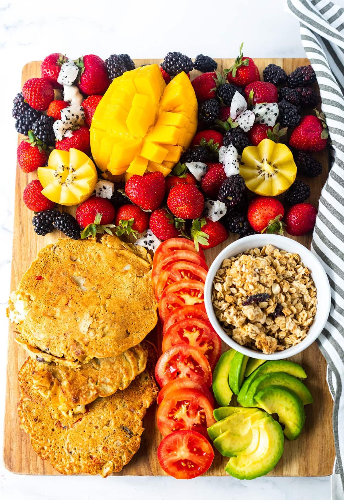 Chickpea Pancake Recipe