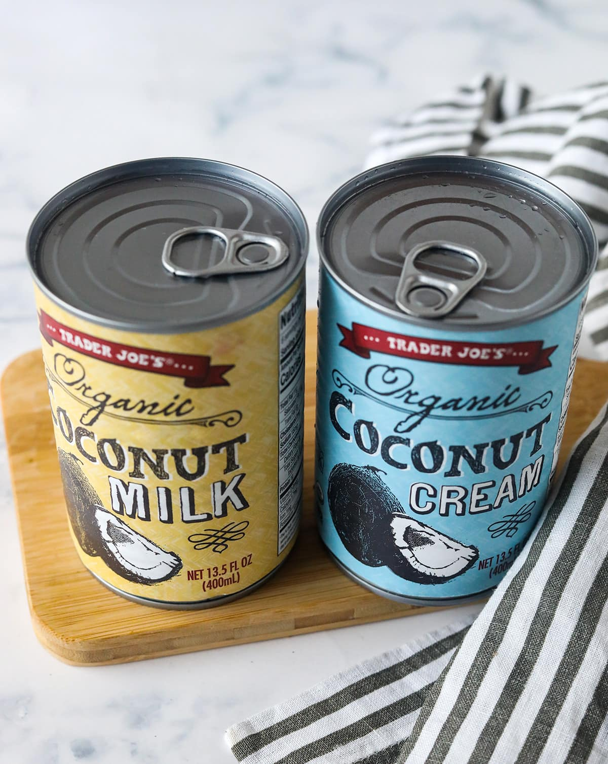 What's The Difference Between Coconut Milk and Coconut Cream?