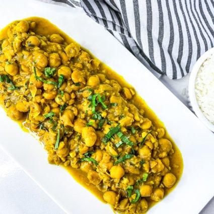 Curry Chana