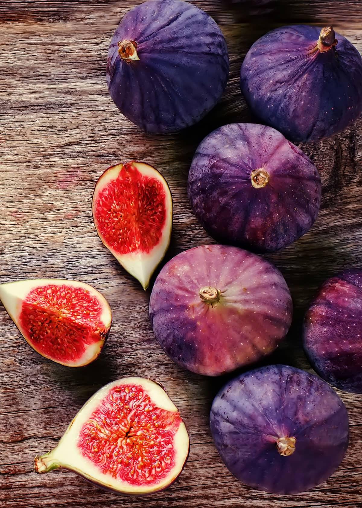 Brown Turkey Figs