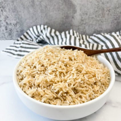 Brown Basmati Rice Instant Pot