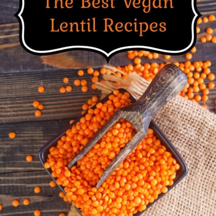 My Best Vegan Lentil Recipes