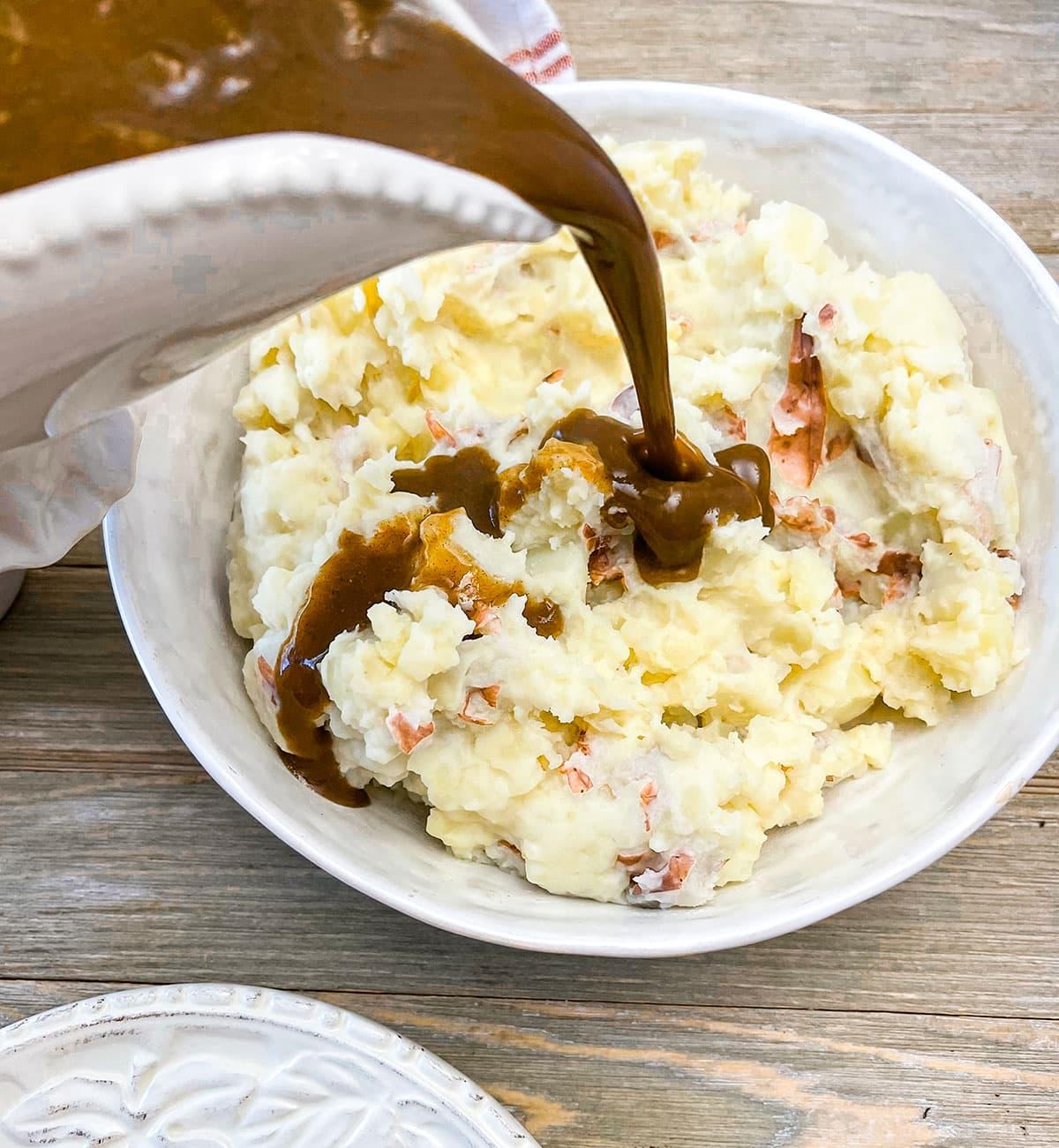 Vegan Brown Gravy