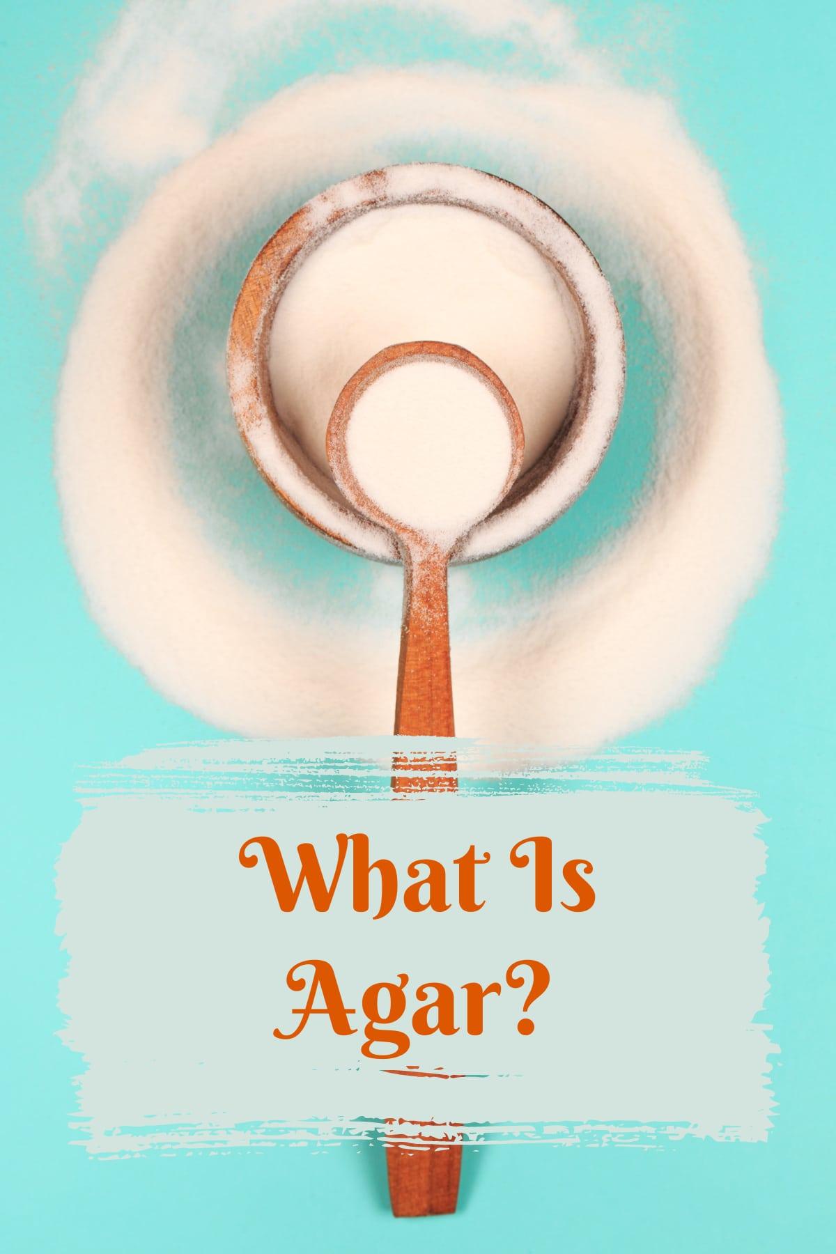 What Is Agar?