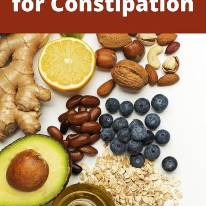 Best Fiber Foods for Constipation