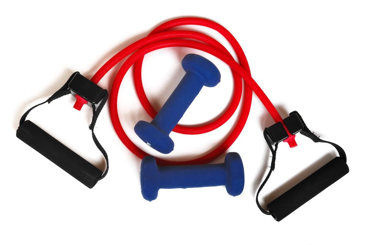 exercise equipment for resistant training
