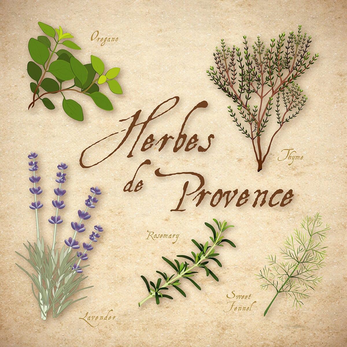 herbes de provence substitute for juniper berries
