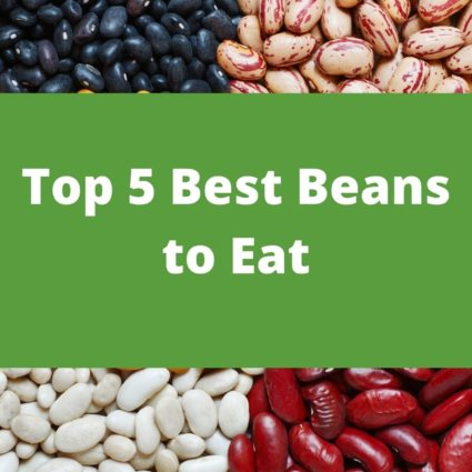 Top 5 Best Beans to Eat