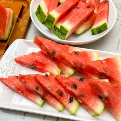 How To Cut A Watermelon?