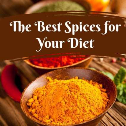 The Best Spices for Your Diet