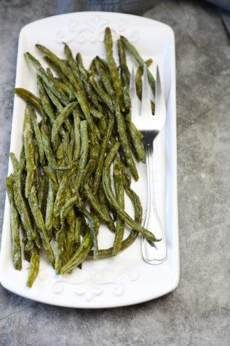 overlay air fryer green beans