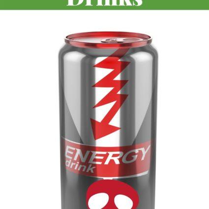 Dangers of Energy Drinks plus Healthy Alternatives