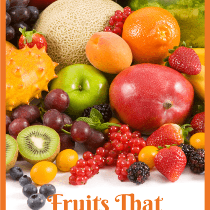 Fruits That Start With S