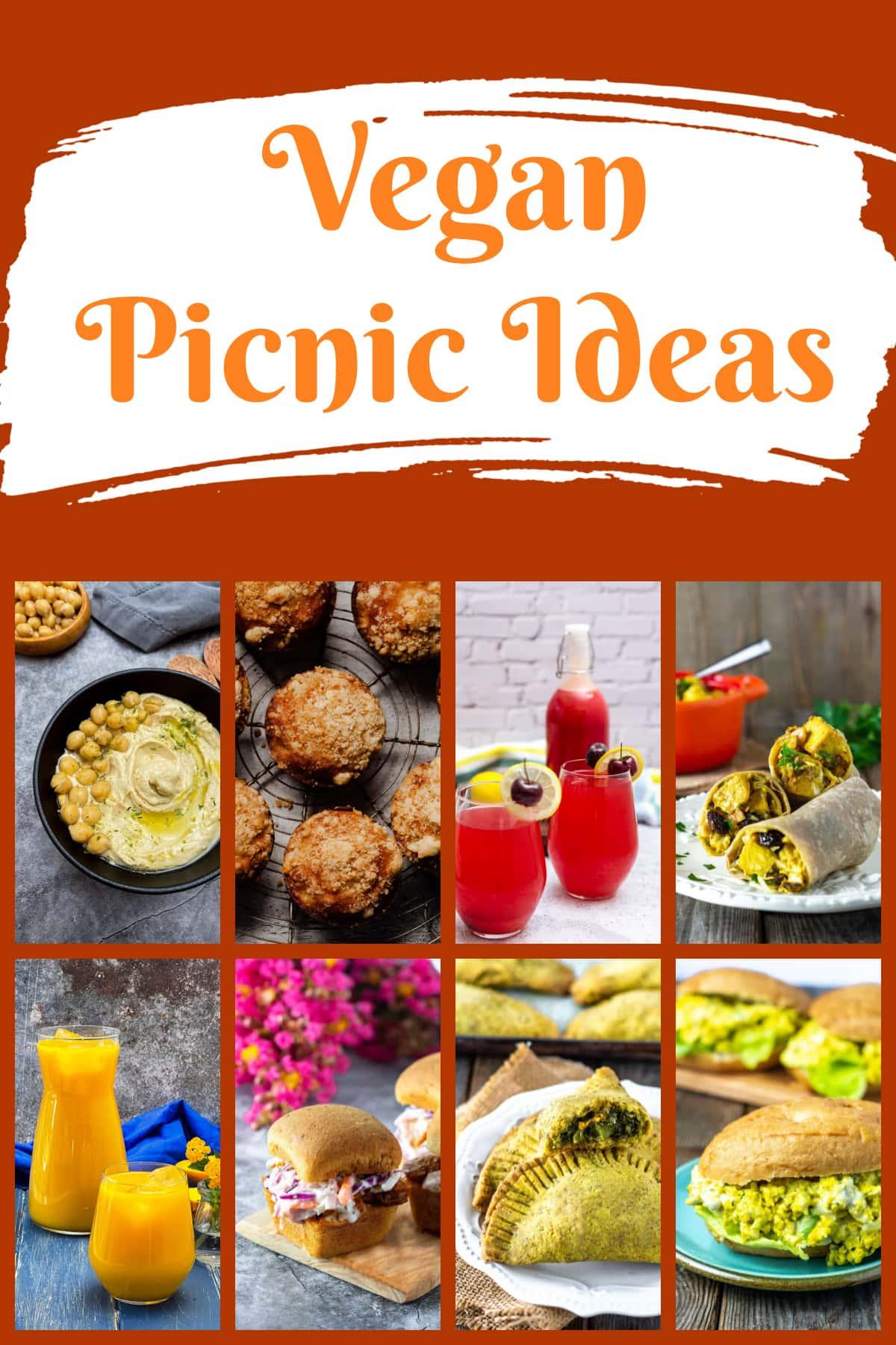 Vegan Picnic Ideas