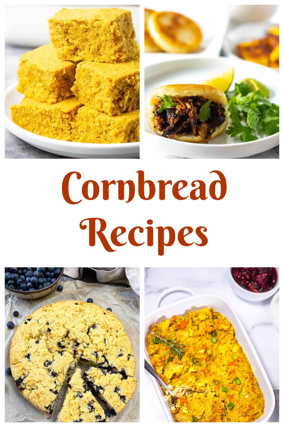 My Favorite Cornbread Recipes