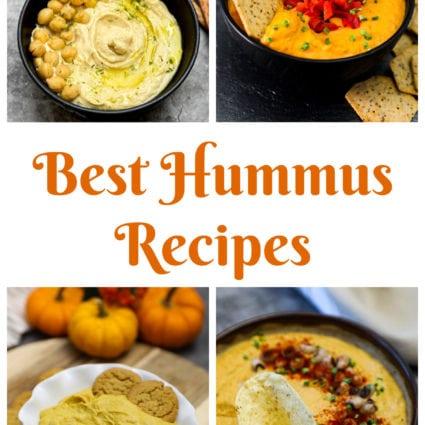 My Best Hummus Recipes
