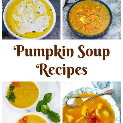 Pumpkin Soup Recipes